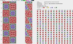 Схемы для толстых бисерных жгутов. Обсуждение на LiveInternet - Российский Сервис Онлайн-Дневников