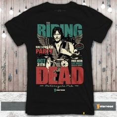 Camiseta The Riding Dead