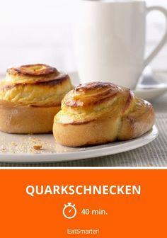 Quarkschnecken