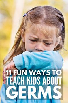 If you want to know how to teach kids about germs and the importance of proper handwashing, this collection of germ activities for kids will not disappoint! Infant Lesson Plans, Lesson Plans For Toddlers, Preschool Lesson Plans, Lessons For Kids, Body Preschool, Preschool Ideas, Health Lesson Plans, Health Lessons, Germs For Kids