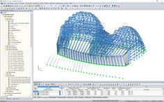 Realisiert mit Dlubal-Software: Kauffman Center for the Performing Arts, Kansas City, Missouri, USA   https://www.dlubal.com/de/downloads-und-infos/referenzen/kundenprojekte   #Glasbau #Stahlbau #BIM #Dlubal #FEM #RFEM #RSTAB #Statik #Statiksoftware #Tragwerksplanung