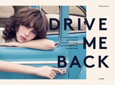 Characters & Personalities - Drive Me Back - 1