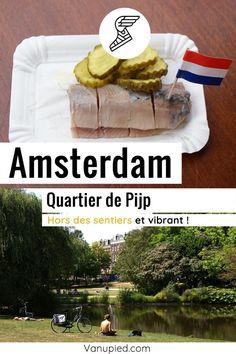 Quartier du Pijp à Amsterdam : Gourmand, cool et hors des sentiers battus Guide Amsterdam, Bons Plans, Mexican, Ethnic Recipes, Food, Pathways, Greedy People, Essen, Meals