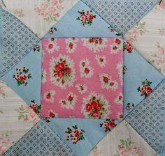 Stonefieldsquilt van Susan Smith gemaakt door (Ingrid) Supergoof van http://supergoof-quilts.blogspot.nl/