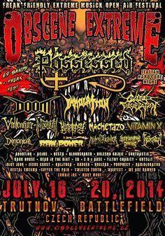 Obscene Extreme Festival (2014)