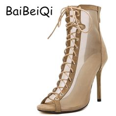 bcc0bbdb16dbb2 Baibeiqi Summer Gladiator High Heels Wedding Shoes - 2 Colors Up For Grabs Women s  Shoes Sandals