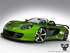 Porsche Carrera GT - Click image to find more Cars & Motorcycles Pinterest pins Love this color!!