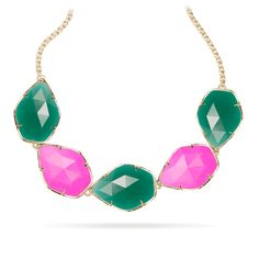 Check out my latest custom jewelry design Kendra Scott's Color Bar: http://www.kendrascott.com/ks-color-bar/connely-necklace.html?config_id=45g2Rywg