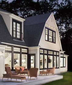 Exterior by Bowley Builders