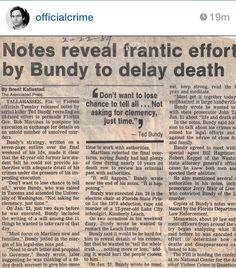 Psychology of Criminal Behaviour: Ted Bundy