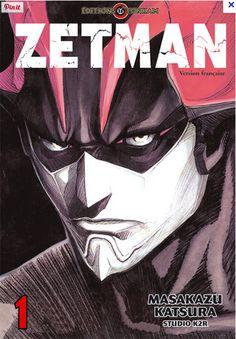 Zetman est un manga de Katsura