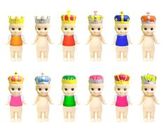 Sonny Angel Crown Series