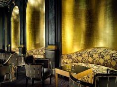 The Beaufort Bar - Savoy Hotel, London.