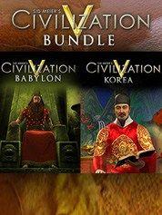 Sid Meier's Civilization® V: Babylon and Korea Bundle http://po.st/600Ya2 #Electronic_Games #AdsDEVEL™