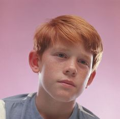 Red Head Kids :) I have one... Of course, I was a big fan of Opie on Andy Griffith Show & Ron Howard's many adult accomplishments.