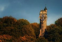 The original inspiration for Rapunzel - Spiegelslustturm in Marburg. The Brothers Grimm were from this town.. the whole place was like a fairytale!
