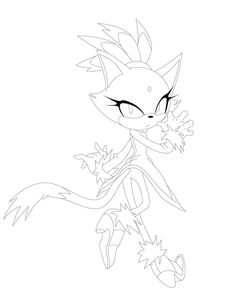 Another gift for =Chibi-Gardevoir Her new style for Blaze needs moar fanart!! My failed attempt to cell shade. D= Finally something for you peoplez to enjoy! Sam's pic for Blaze--->[link] A...