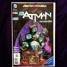 Batman #14 Death in the Family