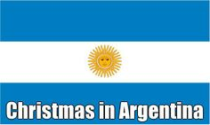 Christmas Traditions in Argentina #Navidad #Christmas #Argentina