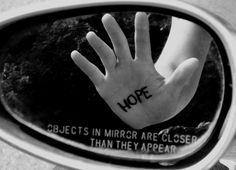 Hope in the Rear View Mirror (Women's Devotional)