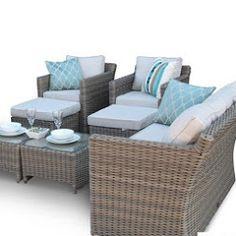 2 in 1 - Garden sets that fit both Indoor & Outdoor http://www.purelifestylewonders.com/deco-alfresco