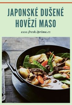 #hovezi #maso #japonskakuchyne #recept #primafresh Tempura, Beef, Food, Meal, Essen, Hoods, Ox, Meals, Eten