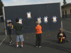 """Photo 9 of 21: NERF gun sports boy Birthday Party  / Birthday """"NERF gun -9th Birthday Party"""""""