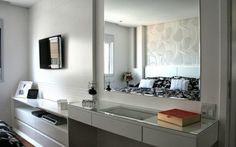 Decor Salteado - Blog de Decoração   Arquitetura   Construção   Paisagismo: Penteadeiras vintage, retrô e modernas – nos quartos e no banheiro!