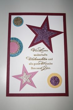 Simply Stars, Stampin' Up!