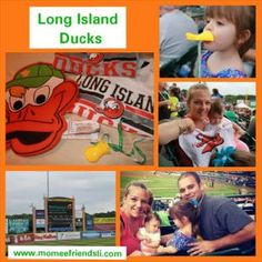 Long Island Ducks Game. Sundays are Family Day at the park.   I would say this is one of the most affordable fun things to do on Long Island. The Bethpage Ballpark is located in Central Islip.
