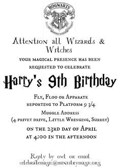 55 Best Ever Harry Potter Party Ideas For An Epic Celebration