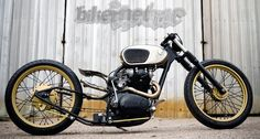 garage company customs xs650 flat cracker 1 motorcycle