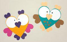 Suloinen pöllö syntyy sydämistä