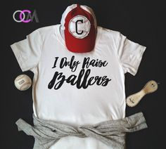 I Only Raise Ballers, I Only Raise Ballers Baseball Mom Shirt, baseball Mom - T-Shirt - One Crafty Momma Baseball Mom Shirts, Mom Of Boys Shirt, Mama Shirt, Team Shirts, T Shirt, Baseball Gear, Baseball Season, Sports Mom Shirts, Baseball Uniforms