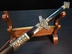 Chinese sword(Damascus steel red blade,Black wood scabbar... https://www.amazon.com/dp/B01N34IKYA/ref=cm_sw_r_pi_dp_x_jvoFybCQCJNF0