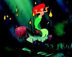 ARIEL (La Petite Sirène) - © Disney  #Ariel