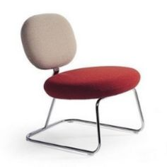 Mix it up with Artifort's cheeky Vega Chair. Made in Holland.
