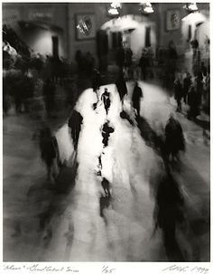 """Mary Cathryn Roth - """"Alone"""" from the Grand Central series, March 1999"""