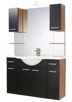 waschtisch unterschrank waschtische aus holz pinterest waschtisch w sche und tisch. Black Bedroom Furniture Sets. Home Design Ideas