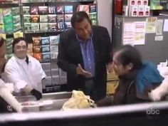 The Reactions of These Customers to a Special Needs Clerk Are Sometimes Awful, but Then Inspiring