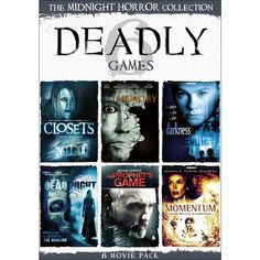 Midnight Horror Collection: Deadly Games (2 Discs) (S)