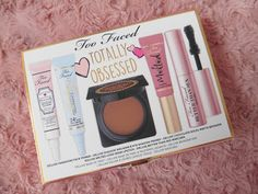 Madmoizelle Cupcake : ♥ Kit Totally Obsessed de Too Faced (+ Code Promo)...