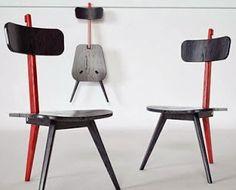 """Sedia3"" chair"