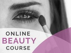 Online beauty course makeup purple and black and white. Advertisement template easy to edit in Design Wizard. Advertisement Template, Beauty Courses, Purple And Black, Black And White, Advertising, Lipstick, Templates, Makeup, Easy
