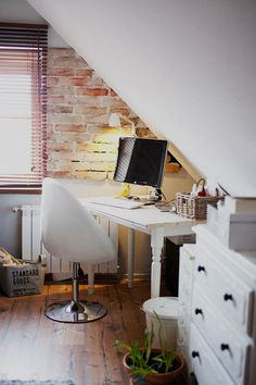 315 Best Home Office Ideas Images On Pinterest In 2018 | Desk Ideas, Office  Ideas And Home Office Decor