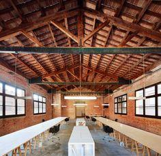Pepe Gascón Architecture, José Hevia · The Factory