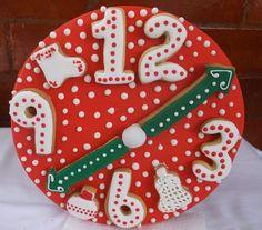 """Cookies And Cakes """"Regalitos comestibles"""": Obsequia hermosos regalos de Navidad y Año Nuevo."""