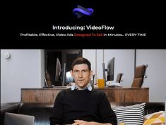 VideoFLow Software is Best Video Creator Software with Artificial Intelligence AI Technology to Create Short Engaging Video for Facebook, Instagram, & Youtube in Minutes with Fully customizable Elements, Templates, and Amazing Features The post VideoFlow appeared first on DiscountSAAS. Marketing Software, Internet Marketing, For Facebook, Facebook Instagram, Animated Emojis, Video Filter, Seo Tools, Artificial Intelligence, Ad Design