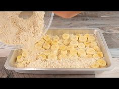 TORTA DE PREGUIÇOSO, MAIS FÁCIL DO MUNDO!! - YouTube Banana Com Chocolate, Macaroni And Cheese, Cereal, Recipies, Food And Drink, Vegetables, Breakfast, Ethnic Recipes, Desserts
