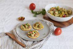 Healthy Mexican Chicken Salad